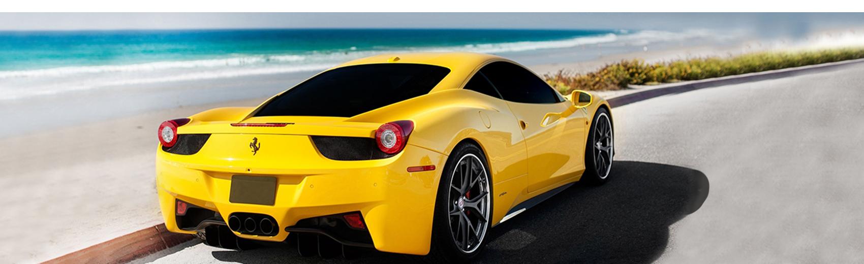 Scheibentönung für Ferrari