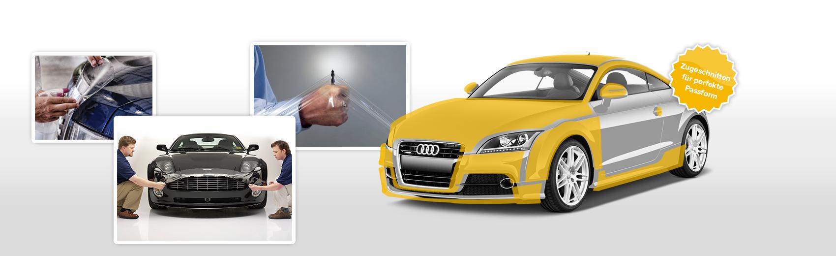Lackschutz für Dein Auto