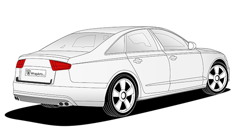 Ladekantenschutz - Preis Limousine