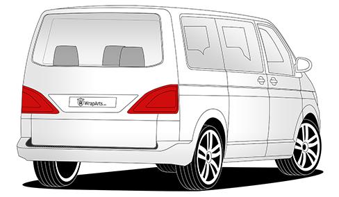Ladekantenschutz - Preis Familienvan