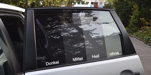 Scheibentönung Volkswagen Caddy 4Türer 2010-2015 - WrapArts