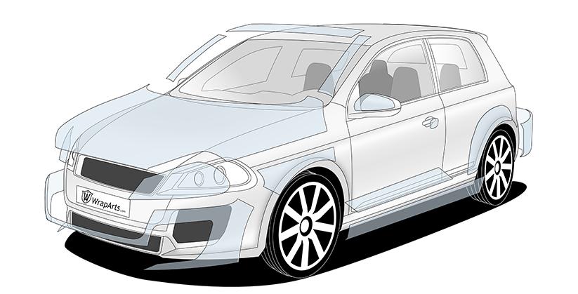 Auto Lackschutzfolien