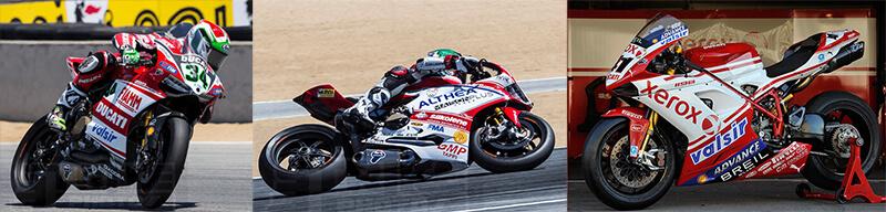 Motorrad Aufkleber Beispiele
