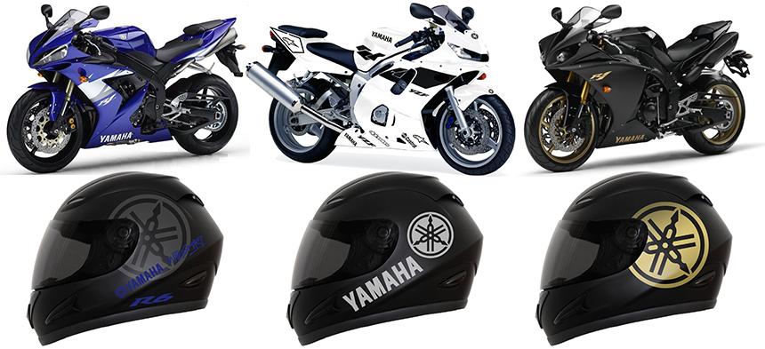 Yamaha Aufkleber